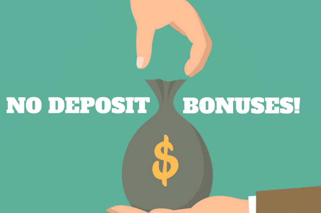 Bonus bez depozytu - gratis od kasyna