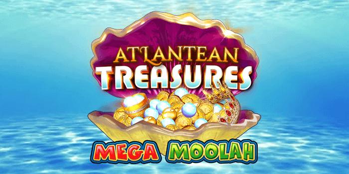 Atlantean Treasures Mega Moolah - Kasynowy jackpot w podwodnym świecie